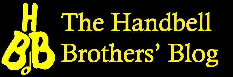 Handbell Brothers' Blog